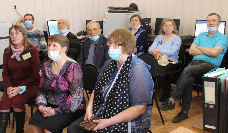 Жители Кудымкара на Библионочи 2021